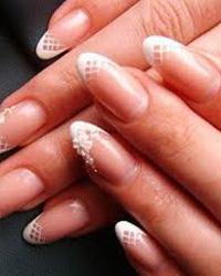 Квадратно овальные ногти 137