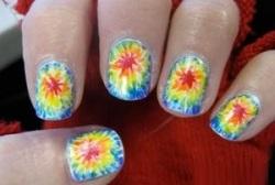 Виды дизайна ногтя