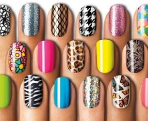 Рисунки на ногтях 2012: от трещин до ...: www.beautynet.ru/nails/3963.html