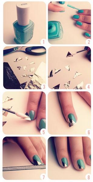 Как сделать фотографию на ногтях