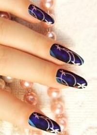 Роспись ногтей - какой дизайн подойдет вам?