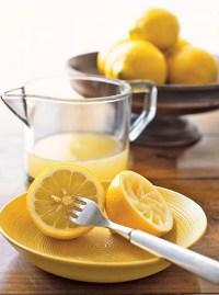 Лимонный сок: витамины в стакане