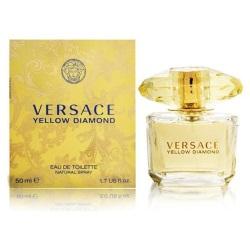 цветочные ароматы для женщин Yellow Diamond от Versace