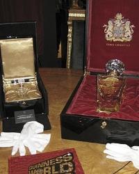 Одеколон: самый дорогой парфюм