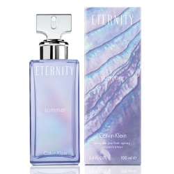 лучшие ванильные ароматы Eternity Summer от Calvin Klein