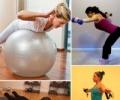 Упражнения для спины: равнение на осанку