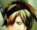 Причёски в стиле эмо: главное - индивидуальность