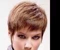 Пятнадцать идей для коротких волос -  глэм-рок против ретро