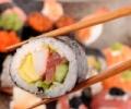Калорийность суши - отдайте предпочтение вегетарианским роллам