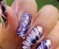 Модные ногти: яркий лак для ногтей и оригинальные узоры