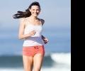 Бег для похудения: рисуем тело