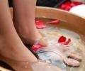 Ванночки для ног: для релаксации и здоровья
