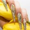 Узоры на ногтях: роскошное украшение