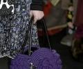 Вязаные сумки: бохо-шик и немного романтики