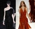 Вечерние платья 2011: «бархатная революция» в моде