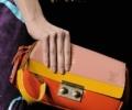 Лакированные сумки – бесконечная эпоха глянца