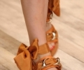 Обувь на плоской подошве: модная тенденция будущего лета