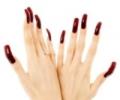 Пять антитрендов в маникюре - французский маникюр против накладных ногтей