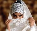 Мусульманские свадебные платья: скромность – изысканности не помеха