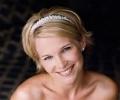 Свадебные прически на короткие волосы: простота изящества