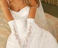 Свадебные перчатки: маленькая деталь волшебного образа