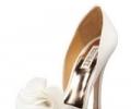 Дорогая свадебная обувь: цена вопроса
