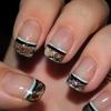 Рисунки на ногтях акриловыми красками – Олимп маникюрного искусства