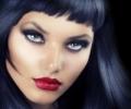 Вечерний макияж для голубых глаз: незабываемый взгляд
