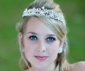 Свадебный макияж для голубых глаз: нежный образ