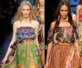 Последние тренды 2012 - макси-платья и юбки
