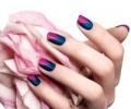 Рисунки на ногтях 2012: от трещин до наклеек