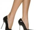 Туфли на шпильке: мужская слабость