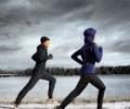 Как правильно бегать по вечерам – разминка перед сном