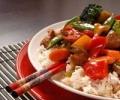 Китайская диета - рис и минералка