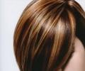 Мелирование волос: стильные солнечные блики