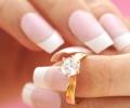 Свадебный маникюр: варианты и особенности (50 фото)