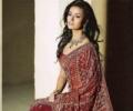 Индийское сари - чувственная одежда