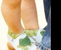 Детская обувь: будущее вашего ребенка
