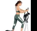 Эллиптический тренажер - интенсивные тренировки с большим диапазоном мышц