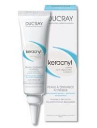 крем от черных точек Keracnyl Ducray