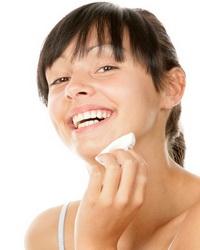 Ежедневный уход за кожей чистка лица