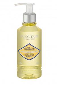 лучшие масла для снятия макияжа L'Occitane Immortelle Oil Make-Up Remover
