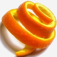 маска из апельсиновой цедры