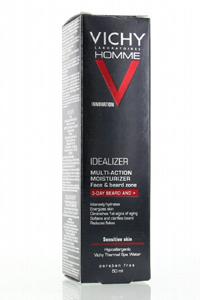 увлажняющие средства для бритья Idealizer Vichy Homme