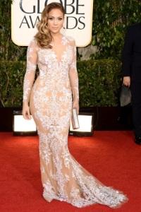 Золотой глобус 2013: лучшие и худшие платья на красной ковровой дорожке