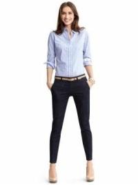 Деловая одежда для женщин – не только чёрное и строгое