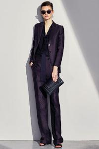 модный женский деловой костюм Bottega Veneta