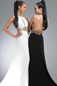 Платья с завязками на шее выкройка
