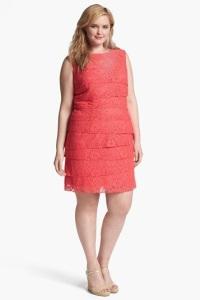модные платья в стиле 60-ых для полных женщин