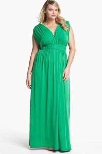 платья в стиле ампир для полных женщин